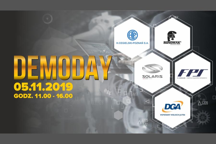 Akcelerator Innowacji Przemysłowych IndustryLab II zaprasza na DemoDay