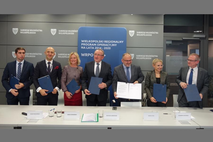 DGA będzie podnosić kwalifikacje pracowników i osób bezrobotnych z Wielkopolski