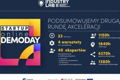 Druga runda IndustryLab zakończona. Ponad 20 startupów gotowych do współpracy z przemysłem